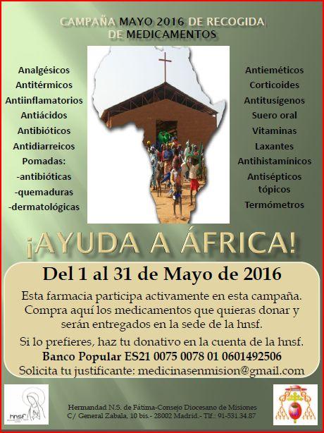 campañaAfrica