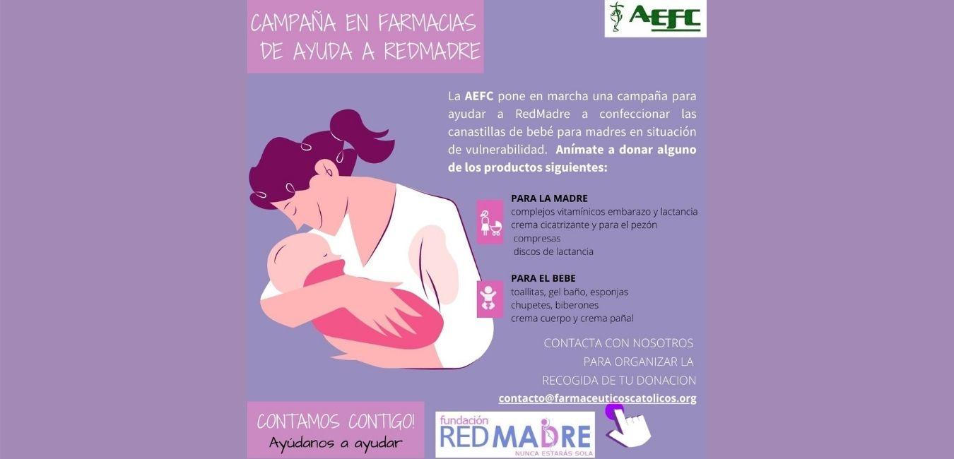 Campaña Ayuda a RedMadre